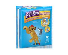 Image du produit Pull-Ups - Learning Designs sous-vêtements d'entraînement pour garçons, 32 unités, 4t-5t méga