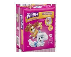 Image du produit Pull-Ups - Learning Designs sous-vêtements d'entraînement pour fillettes, 22 unités, 3t-4t jumbo