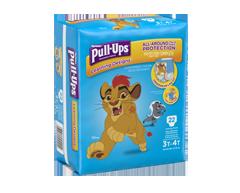 Image du produit Pull-Ups - Learning Designs sous-vêtements d'entraînement pour garçons, 22 unités, 3t-4t jumbo