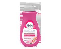 Image du produit Veet - Crème dépilatoire sous la douche, 400 ml, peau normale