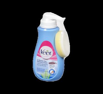 Image 3 du produit Veet - Crème dépilatoire pour la douche Silky Fresh jambes et corps, peau sensible, 400 ml