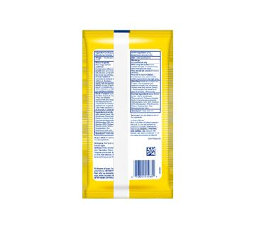 Image 2 du produit Wet Ones - Serviettes antibactériennes pour les mains, 20 unités, parfum d'agrumes