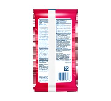 Image 2 du produit Wet Ones - Serviettes antibactériennes, 20 unités, parfum frais