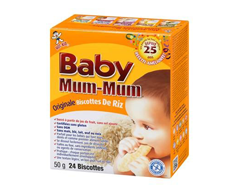 Image du produit Want-Want - Hot-Kid Baby Mum-Mum, 50 g, original