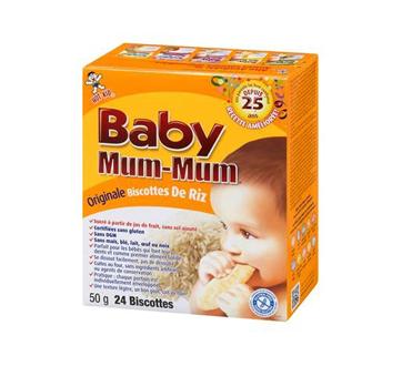 Hot-Kid Baby Mum-Mum, 50 g, original