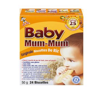 Image 2 du produit Want-Want - Hot-Kid Baby Mum-Mum, 50 g, original