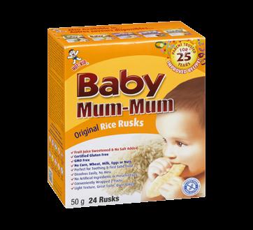 Image 3 du produit Want-Want - Hot-Kid Baby Mum-Mum, 50 g, original