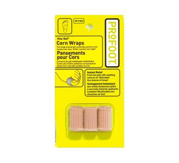 Image du produit Profoot - Pansements pour cors, 3 unités