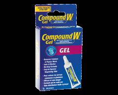 Image du produit Compound W - Compound W gel, 7 g
