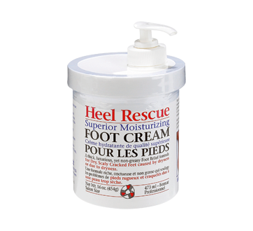 Image du produit Profoot - Hell Rescue crème hydratante pour les pieds, 1 paire