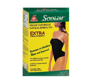 Image du produit Mayaka - Soolim tisane naturelle extra fort, 25 unités