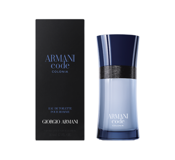 Code Colonia eau de toilette, 50 ml – Giorgio Armani   Parfum homme ... 7a53a40a2bbf