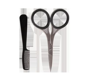 Image 2 du produit Revlon - Men's Series ciseaux et peigne, 2 unités