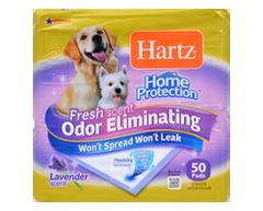 Image du produit Hartz - Home Protection - Coussins d'entraînement chiens, 50 coussins, Senteur Lavande