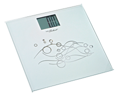 Image du produit Health Select - Balance de cuisine en verre