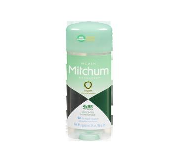 Advanced Women gel antisudorifique et désodorisant, 96 g, non parfumé