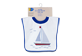 Vignette du produit PJC Bébé - Bavoir en tissu éponge, 1 unité