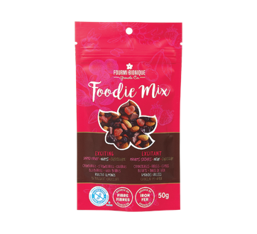 Foodie Mix, excitant, 50 g
