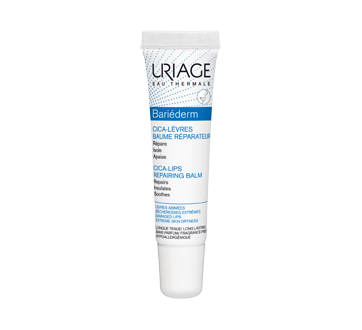 Bariéderm Cica-Lèvres baume réparateur, 15 ml
