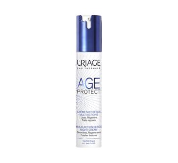 Age Protect crème nuit détox multi-actions, 40 ml