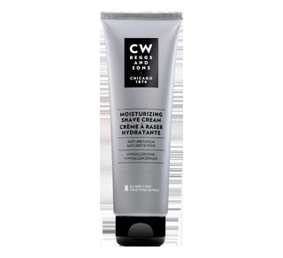 Crème rasage hydratante, 125 ml