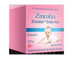 Image du produit Zincofax - Zincofax extra-fort, 100 g