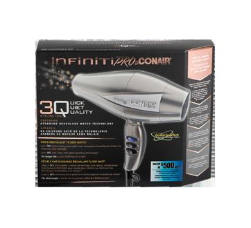 Sèche cheveux Conair Infinity Pro 3Q, moteur sans balai