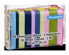 Image du produit Personnelle - Mouchoirs 3 épaisseurs, 9 unités