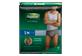 Vignette du produit Depend - Fit-Flex sous-vêtements pour hommes, 19 unités, petit-moyen