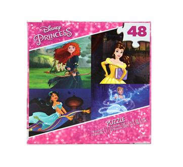 Casse-têtes Princesses, 1 unité