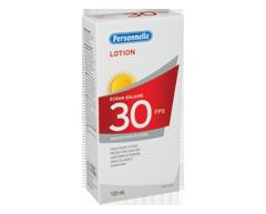 Image du produit Personnelle - Lotion écran solaire FPS 30, 120 ml