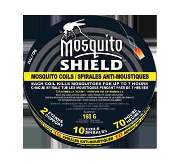Spirales anti-moustique, 160 g