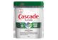 Vignette du produit Cascade - Platinum Actionpacs détergent pour lave-vaisselle, 75 unités, parfum frais