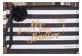 Vignette du produit Collection Chantal Lacroix - Pochette noire et blanche, 1 unité