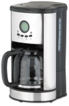 Image du produit Home Exclusives - Cafetière programmable 12 tasses