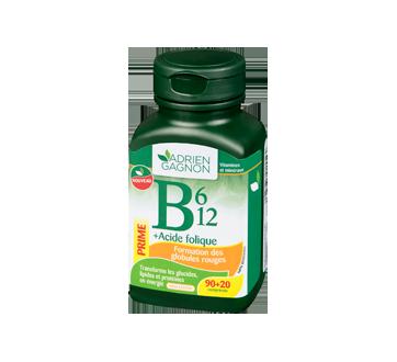 Image 3 du produit Adrien Gagnon - B6, B12 + acide folique, 90 unités