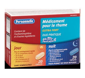 Image du produit Personnelle - Médicament pour le rhume extra fort, 40 unités