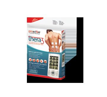 Image du produit ProActive - Tens, Appareil de physiothérapie 3-dans-1 Thera3