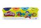 Vignette 1 du produit Play-Doh - Pâte à modeler, 4 unités, couleurs brillantes