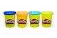 Vignette 2 du produit Play-Doh - Pâte à modeler, 4 unités, couleurs brillantes
