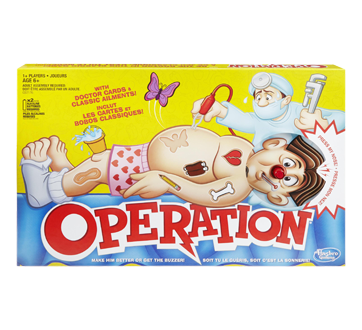 Operation jeu, 1 unité
