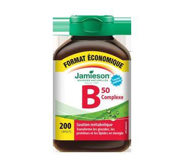 Image du produit Jamieson - Complexe B 50, 200 unités