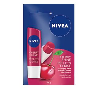 Baume à lèvres - Reflets fruités, cerise