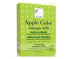 Image du produit New Nordic - Apple Cider Vinegar 600, 60 unités