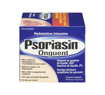Image 3 du produit Psoriasin - Onguent au goudron de houille USP 2 %, 113 g