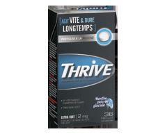 Image du produit Thrive - Pastilles à la nicotine régulier 2 mg, 36 unités, menthe poivrée glaciale