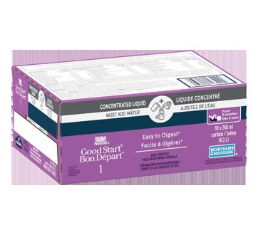 Image 2 du produit Nestlé - Bon Départ préparation pour nourissons à base de lait enrichie de fer, 18 X 240 ml