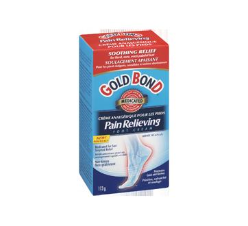 Image 2 du produit Gold Bond - Crème analgésique pour les pieds, 113 g
