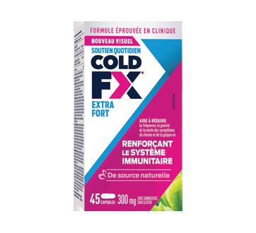 Image du produit Cold-Fx - Cold-Fx extra 300 mg, 45 unités