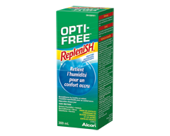 Image du produit Opti-Free - Replenish solution polyvalente désinfectante, 300 ml